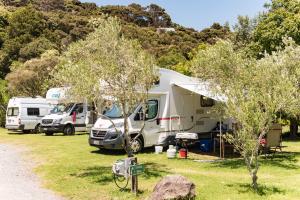 Campervan Site - Powered