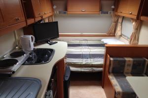 Deluxe caravan