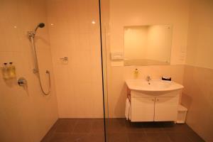 Studio Bathroom - Shower