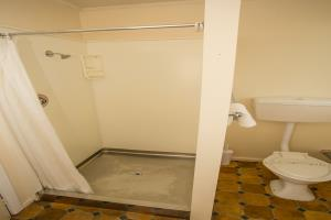 Bathroom contains Shower, Basin & toilet