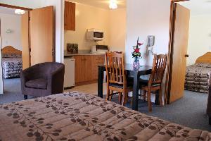 2 bedroom units