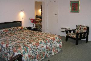 One Bedroom Family Unit