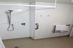 Flat Floor Shower