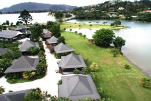 Frangipani Waterfront Villa