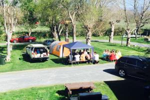 Non-power campsite