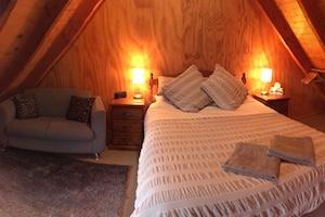 Manuka lodge master bedroom